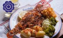 Peixe grelhado ou frito