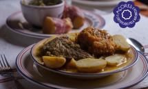 Sopa de peixe à moda de São Mateus